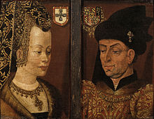 Isabel of Portugal and Philip the Good, Duke and Duchess of Burgundy