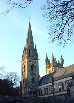 Llandaff Cathedral, Wales