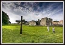 Ruins of Balmerino Abbey