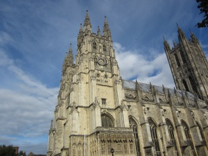 Canterbury Cathedral, where Isabella is buried