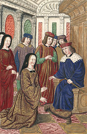 Isabel of Portugal, Duchess of Burgundy and King Charles VII of France