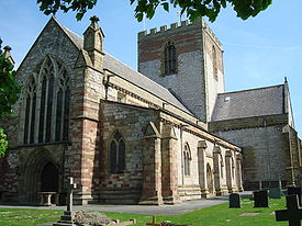 St. Asaph Cathedral, Wales
