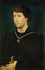 Louis' mortal enemy, Charles, Duke of Burgundy.  He was known as Charles the Bold or the Rash.