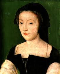 King James V's second wife, Marie of Guise