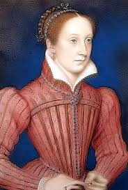 King James V's daughter, Mary Queen of Scots
