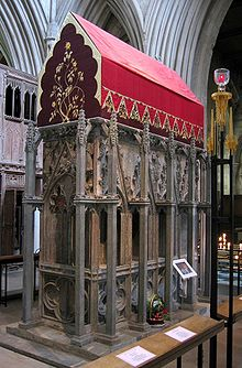 The Shrine of St. Alban