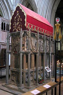 The Shrine of St. Alban