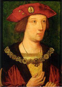 Arthur Tudor, Prince of Wales, c. 1501
