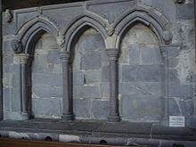 Shrine of St. David in St. David's Cathedral
