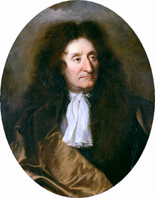 Jean de La Fontaine, French writer of fables