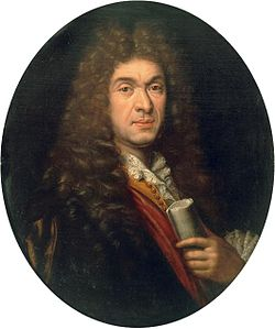 French composer Jean-Baptiste de Lully