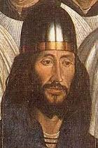 Portrait believed to be of Infante Ferdinand the Saint, Master of the Order of Aviz.