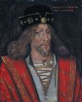 16th century depiction of King James I of Scotland