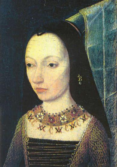 Margaret of York, Charles the Bold's third wife