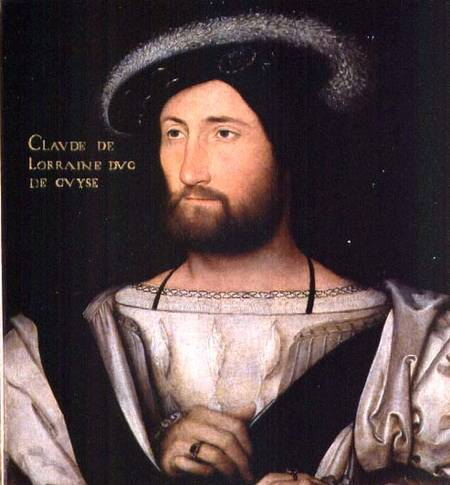 Antoinette's husband, Claude, Duke of Guise
