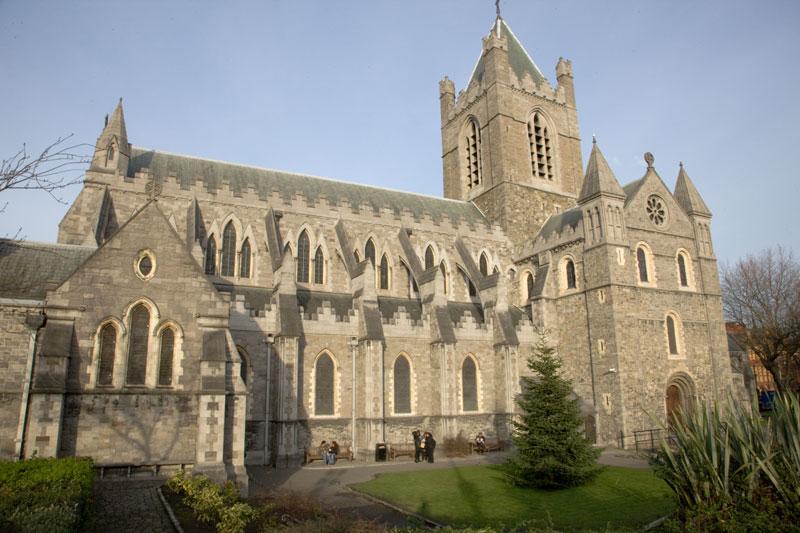 Cathedral Dublin Ireland Dublin Ireland Image by