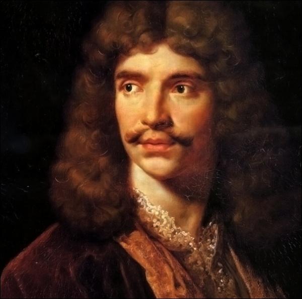 Jean-Baptiste Poquelin, better known as Moliere