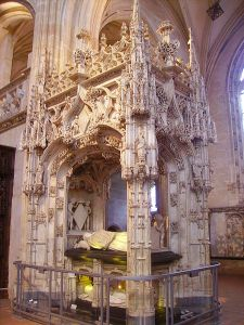 Tomb of Margaret of Austria at Brou Photo by Zairon