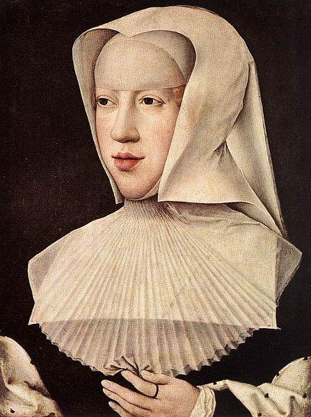 Margaret of Austria Margaret-of-austria-by-bernard-van-orley