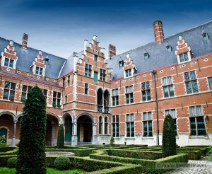 Margaret's palace of Mechelen in what is now Belgium