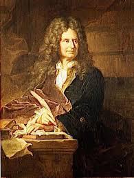 Nicholas Boileau-Despréaux, French poet, writer and critic
