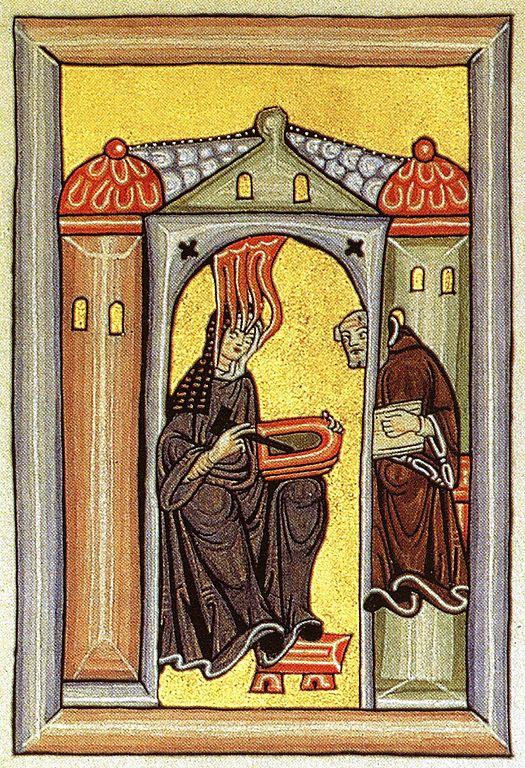 St. Hildegard of Bingen Hildegard