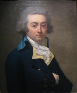 Marie-Jean Hérault de Séchelles by Jean-Lous Laneuville