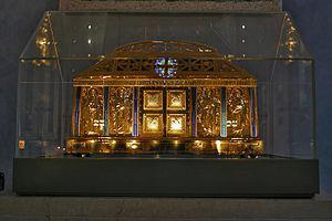 Relics of Hildegard von Bingen