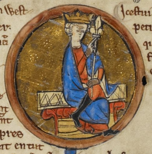 Image of King Egbert