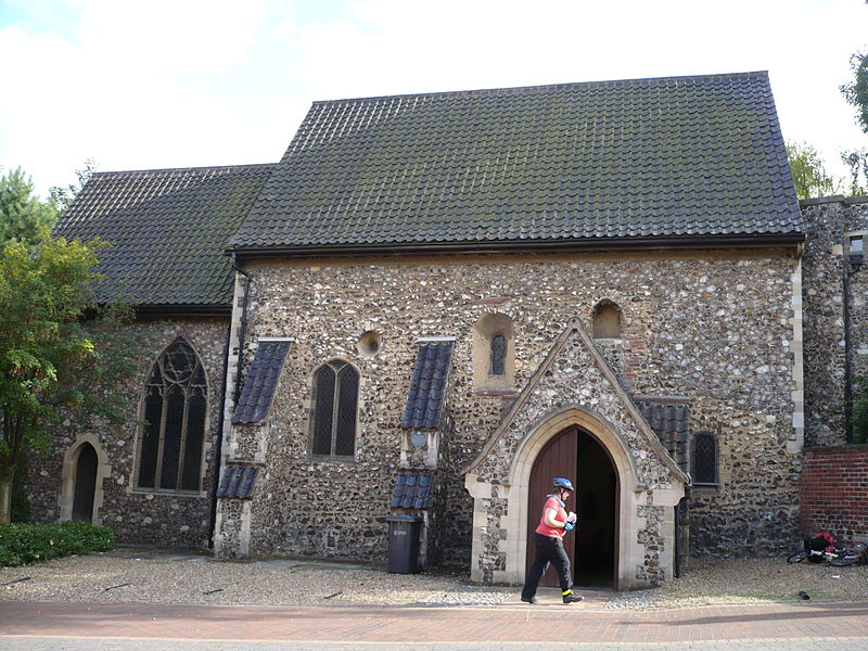 St. Julian's Church in Norwich (Photo by Charles Hutchins)