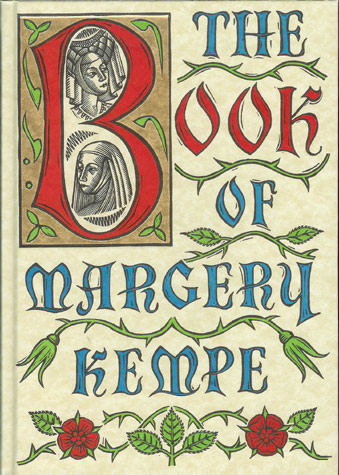 Margery Kempe~Author of a Medieval Autobiography Margerykempecover-319