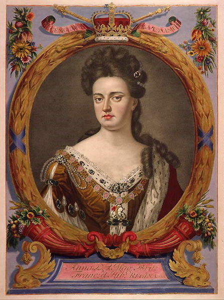 Queen Anne Stuart of Great Britain