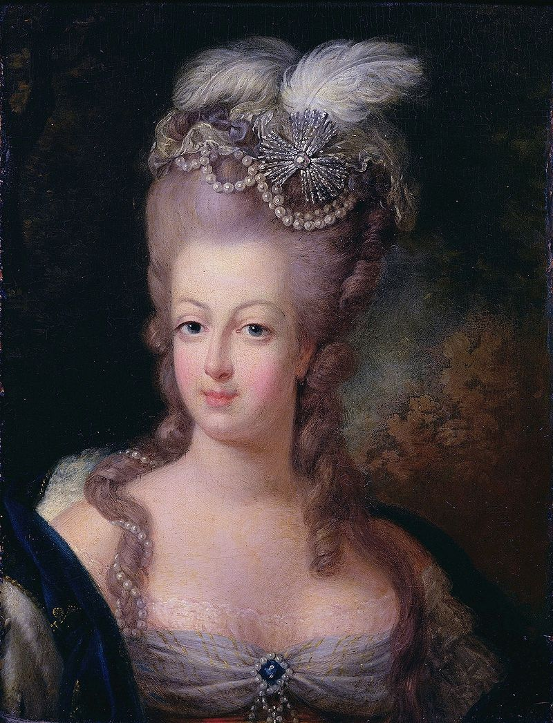 the women of the french revolution a guest post by stew ross marie antoinette queen of