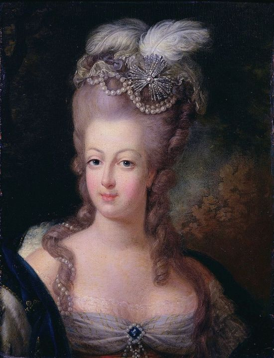 Marie Antoinette, Queen of France