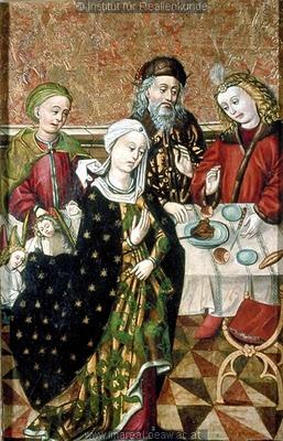 medieval bride