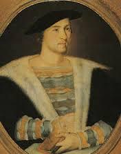 Mary Boleyn's first husband William Carey