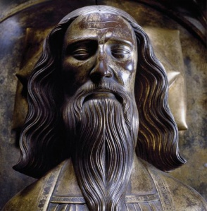 Effigy of King Edward III, Philippa's husband