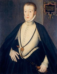 Margaret's son Henry Stuart, Lord Darnley, husband of Mary Queen of Scots