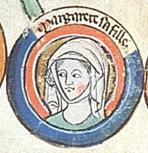 Margaret Plantagenet of England, Queen of Scots