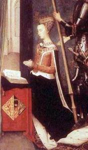 Margaret of Denmark, Queen of Scots