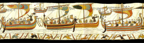 Bayeux tapestry Mora
