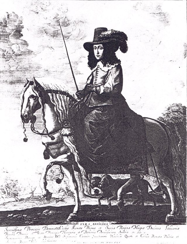 The Daring Escape of Arbella Stuart How-arbella-might-have-looked-on-horseback