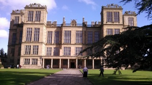 Hardwick Hall (image by the author)
