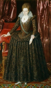 Lady Arbella Stuart by Marcus Gheerhaerts the Younger