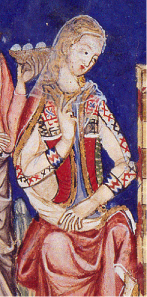 Isabella of Gloucester, Queen of England 12th-c-woman