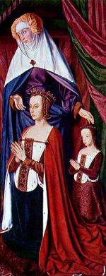 Anne de Beaujeu, Duchess of Bourbon and Regent of France