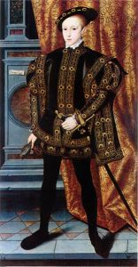 King Edward VI by William Scrots, c. 1551