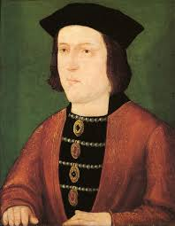 16th C. portrait of King Edward IV by an unknown artist, National Portrait Gallery, London