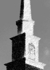 small church steeple