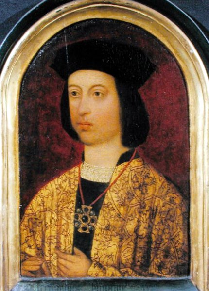 King Ferdinand of Aragon